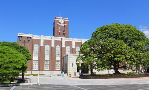 京都大学校舎