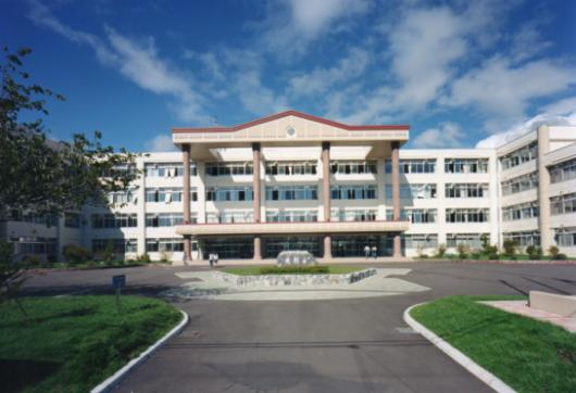 北海道滝川高等学校 画像