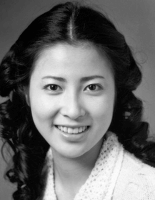 岡江久美子-若い頃画像
