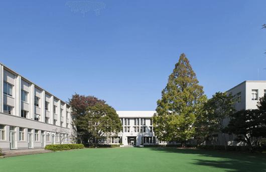 聖心女子学院校舎画像